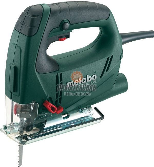 Электролобзик Metabo STEB 80 Quick 601041500