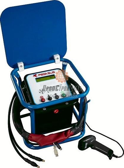 Электромуфтовый сварочный аппарат Caldervale Technology PEGASUS 01-01-402