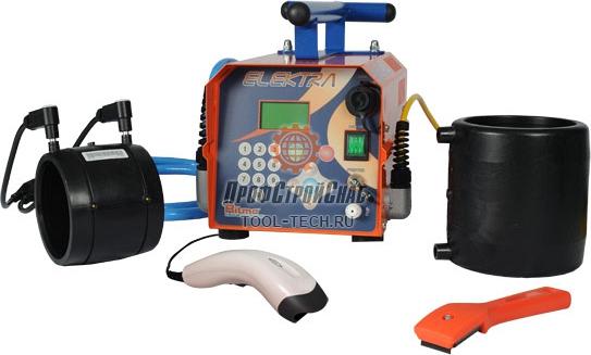 Электромуфтовый сварочный аппарат Ritmo ELEKTRA 800 96906013