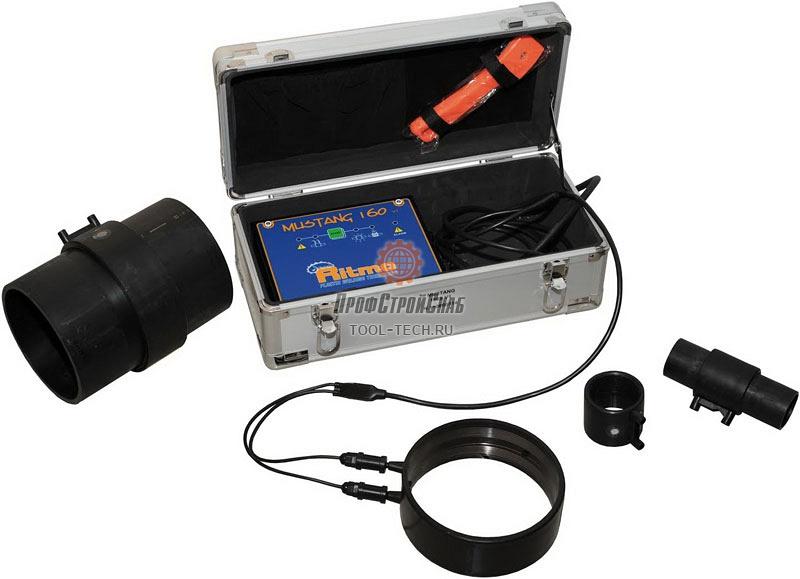 Электромуфтовый сварочный аппарат Ritmo MUSTANG 160 V1 96010080