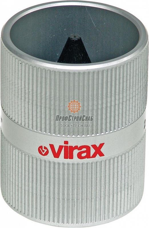 Фаскосниматель для медных, стальных, пластиковых, металлопластиковых труб Virax 8-35 221251