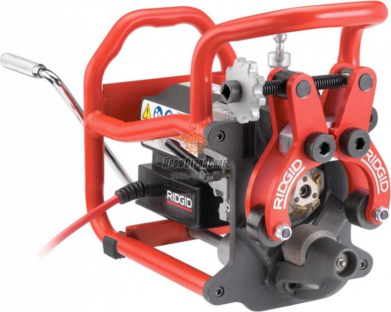 Фаскосниматель электрический для труб металлических Ridgid B-500 49303