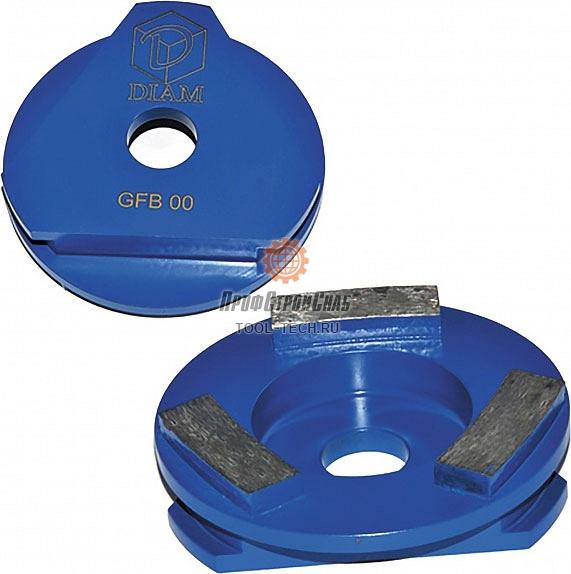Фреза алмазная торцевая по бетону Diam FAT SM-95 Profi 00 110519
