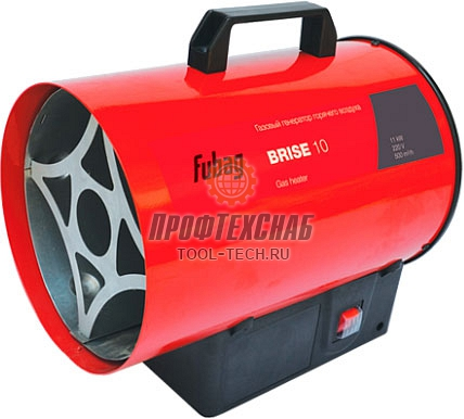 Газовая тепловая пушка Fubag BRISE 10 0301.1000.RUFU