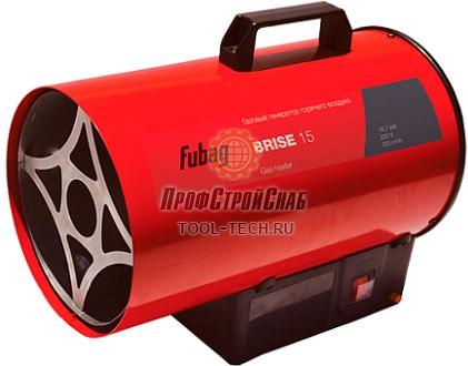 Газовая тепловая пушка Fubag BRISE 15 0301.1500.RUFU