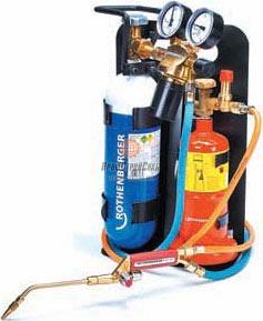 Газовый сварочный пост Rothenberger ALLGAS 2000 PS 0,5 / 2 Basic 35651