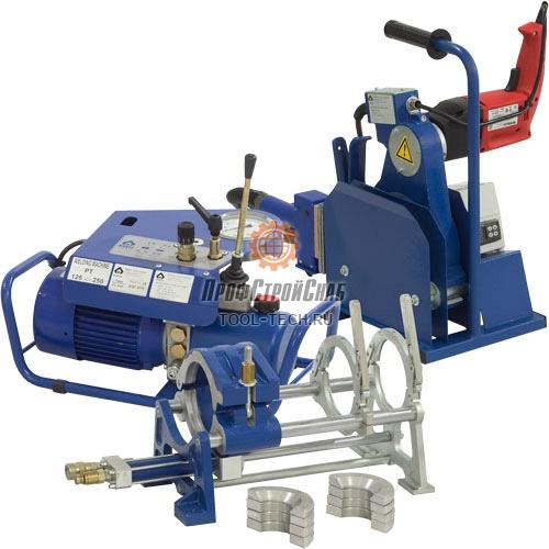 Гидравлическая машина для стыковой сварки пластиковых труб Uponor Infra PT 125 PT125