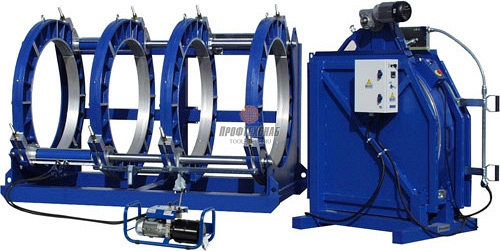 Гидравлическая машина для стыковой сварки полиэтиленовых труб Uponor Infra PT 1200 PT1200