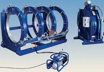 Гидравлическая машина для стыковой сварки полиэтиленовых труб Uponor Infra PT 1600 PT1600