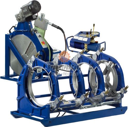 Гидравлическая машина для сварки пластиковых труб Uponor Infra PT 500 PT500