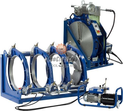 Гидравлическая машина для сварки пластиковых труб Uponor Infra PT 630 PT630