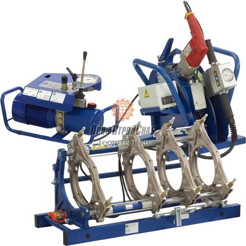 Гидравлическая машина для сварки полиэтиленовых труб Uponor Infra PT 200 PT200