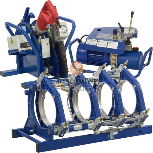 Гидравлическая машина для сварки полиэтиленовых труб Uponor Infra PT 250 PT250