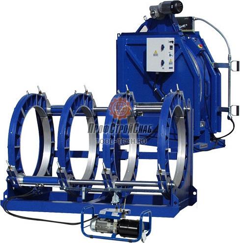 Гидравлическая сварочная машина для пластиковых труб Uponor Infra PT 1000 PT1000