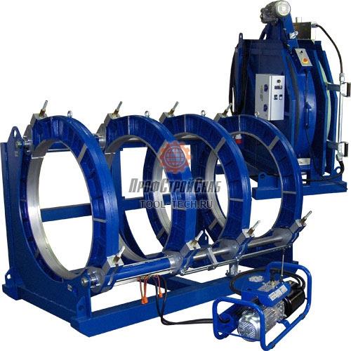 Гидравлическая сварочная машина для пластиковых труб Uponor Infra PT 800 PT800