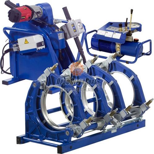 Гидравлическая сварочная машина для полиэтиленовых труб Uponor Infra PT 315 PT315