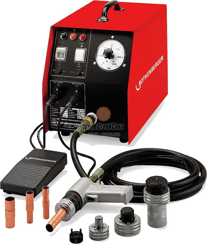 Гидравлическая установка для экспандирования труб Rothenberger H 600 13100