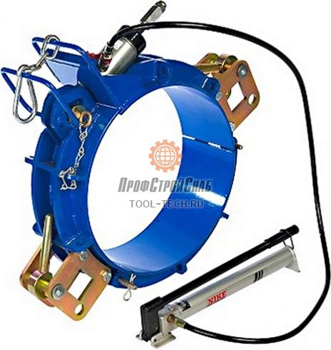 Гидравлические скругляющие накладки Caldervale Technology 630