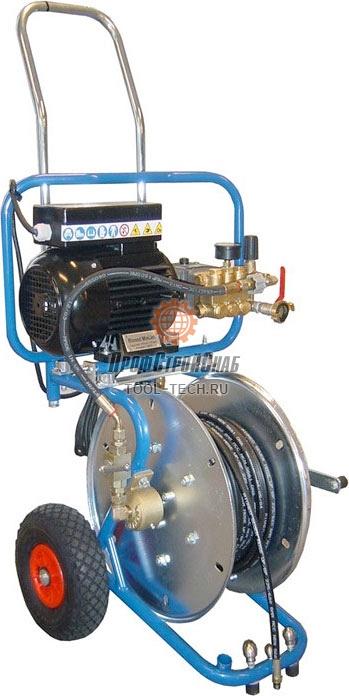 Гидродинамическая машина для прочистки канализационных труб Rioned MiniJet MiniJet