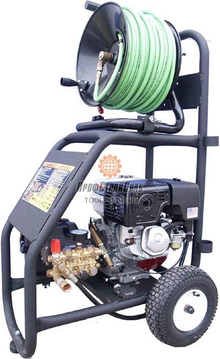 Гидродинамическая прочистная машина CAM Spray EJ-CS3000.4 CS3000.4R