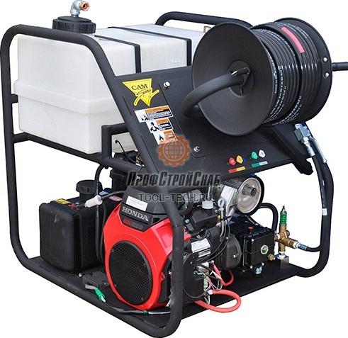 Гидродинамическая прочистная машина CAM Spray RCJ (размещение в кузов) RCJ4007H