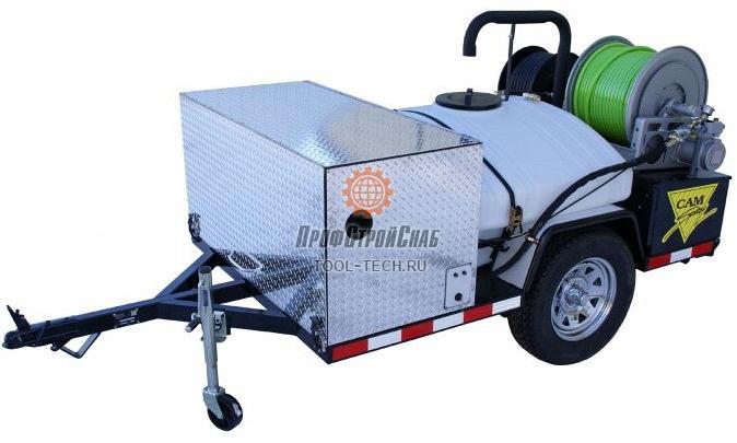 Гидродинамические машины для прочистки труб (размещение на прицепе) CAM Spray Серия SK SK2112