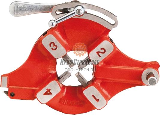 Головки для нарезания резьбы на трубах RIDGID 711 / 911 26137