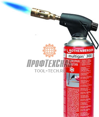 Горелка газовая для пайки Rothenberger ROFIRE 35428