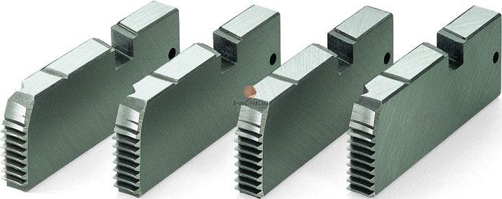 Гребенки резьбонарезные метрические для станков 8 мм