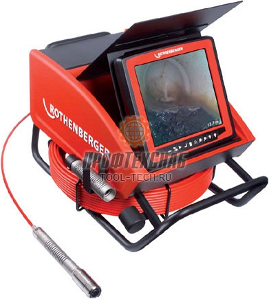 Инспекционная камера Rothenberger ROCAM 3 Multimedia 1500000118