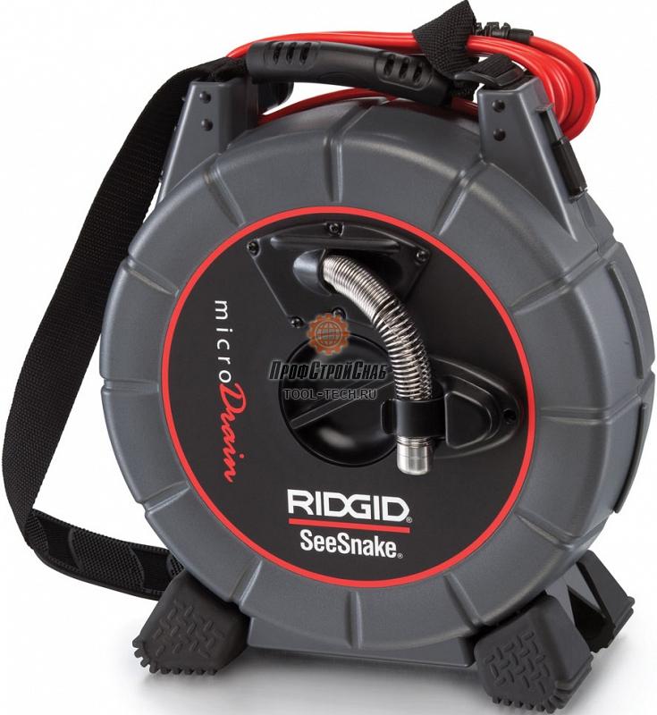 Инспекционная промышленная видеосистема RIDGID SeeSnake microDrain D30<br/>для камеры RIDGID micro CA-300