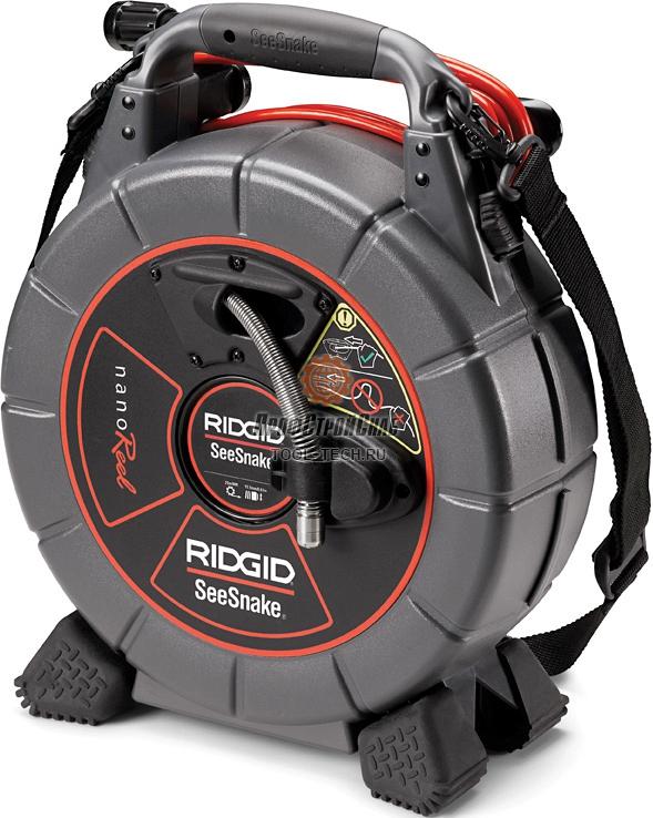 Инспекционная промышленная видеосистема RIDGID SeeSnake nanoReel 40013