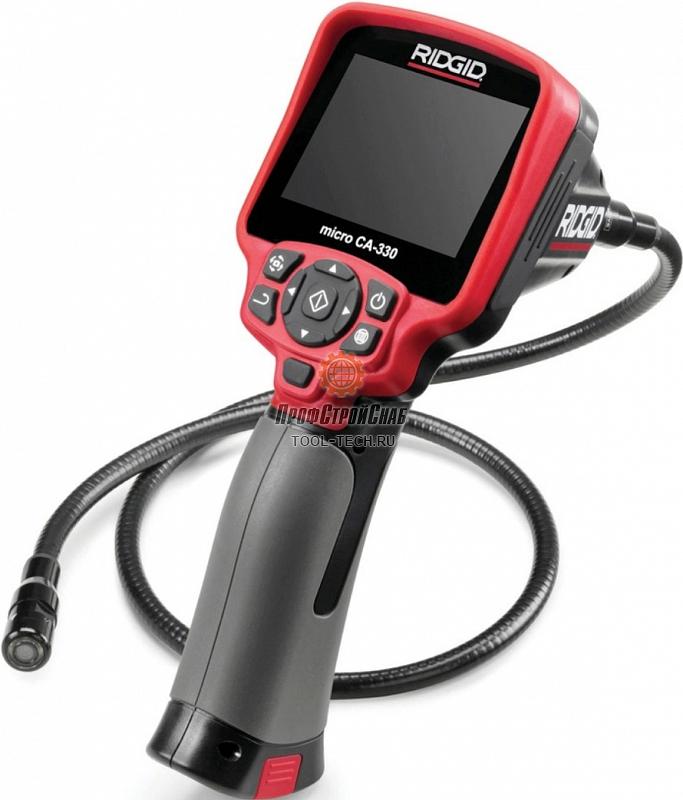 Камера для телеинспекции трубопроводов RIDGID micro CA-330 49628