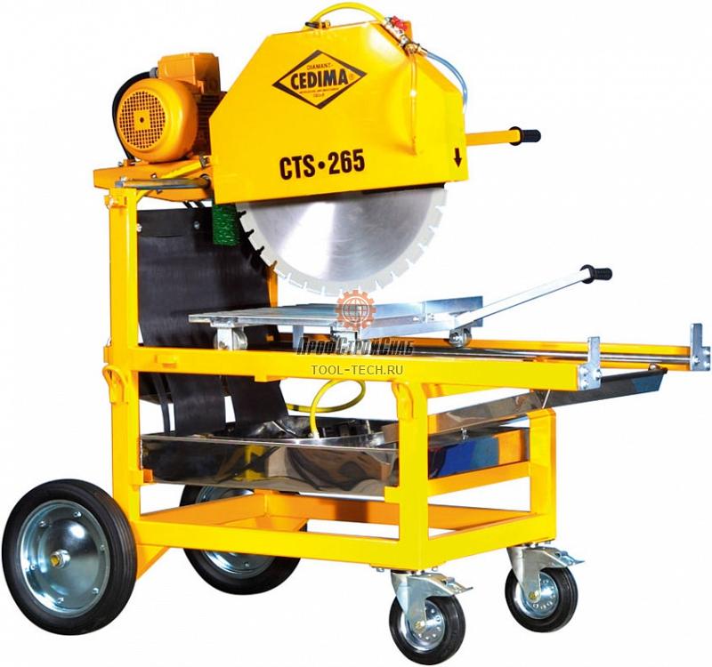Камнерезный станок Cedima CTS-265 30000224