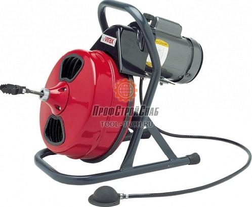Канализационная прочистка труб электрическая Virax VAL 80 291200