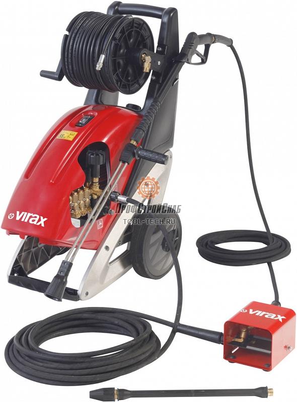 Канализационная прочистка высокого давления электрическая VIRAX 293280
