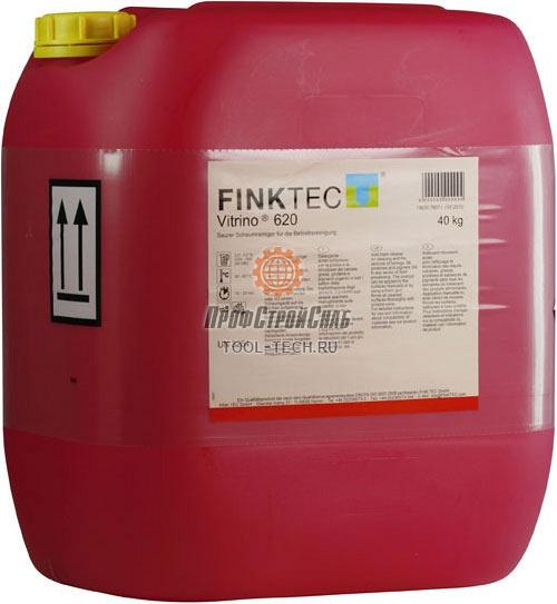 Кислотное моющее средство FINKTEC VITRINO 620 18620.78.01