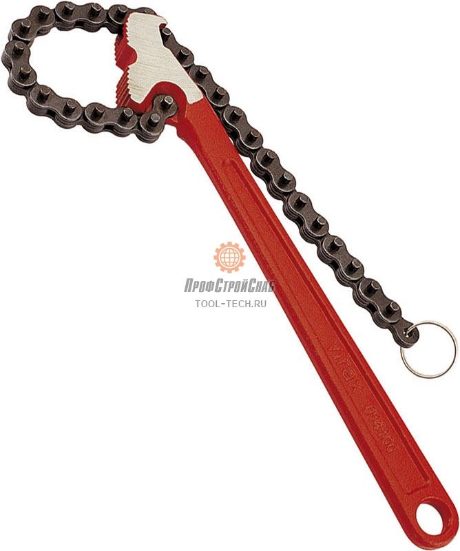 Ключ цепной для труб VIRAX до 4