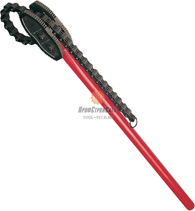 Ключ цепной трубный с двойными губками Super-Ego 12