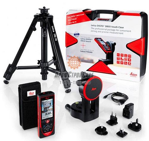 Комплект оборудования Leica Disto D810 806648
