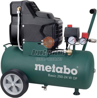 Компрессор промышленный Metabo Basic 250-24 W OF 601532000