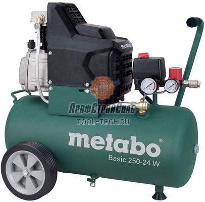 Компрессор воздушный Metabo Basic 250-24 W 601533000