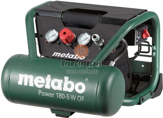 Компрессор поршневой Metabo Power 180-5 W OF 601531000