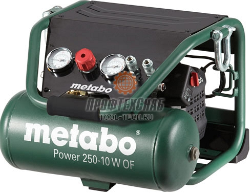Компрессор поршневый Metabo Power 250-10 W OF 601544000