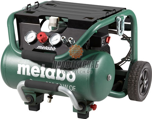 Компрессор поршневой передвижной Metabo Power 280-20 W OF 601545000