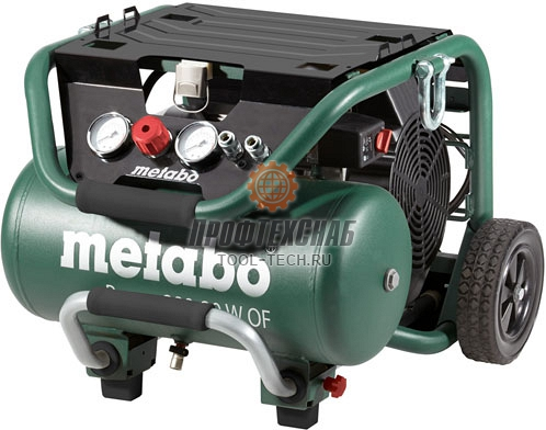 Передвижной поршневой компрессор Metabo Power 400-20 W OF 601546000