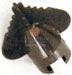 Крестообразная зубчатая насадка KERN 0402019