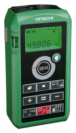 Дальномер лазерный строительный Hitachi UG50Y 93254316