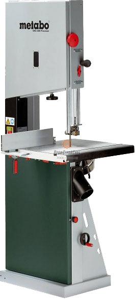 Ленточнопильный станок Metabo BAS 505 Precision DNB 605053000