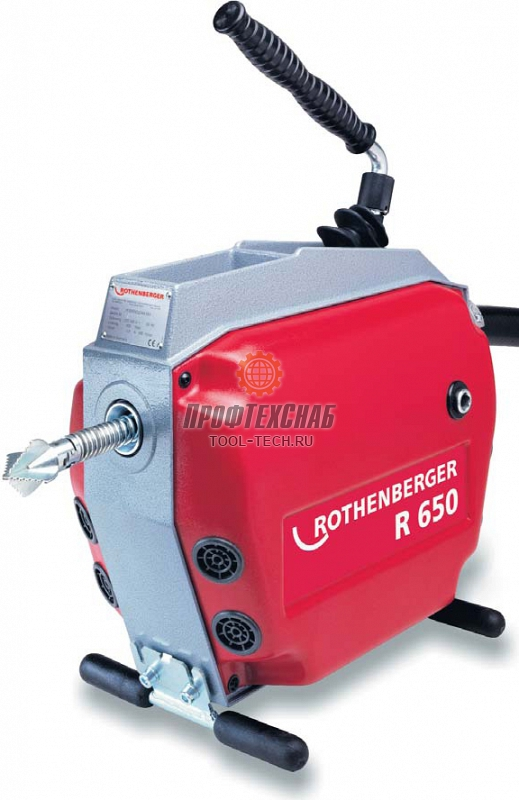 Машина для прочистки труб Rothenberger R 650 72680
